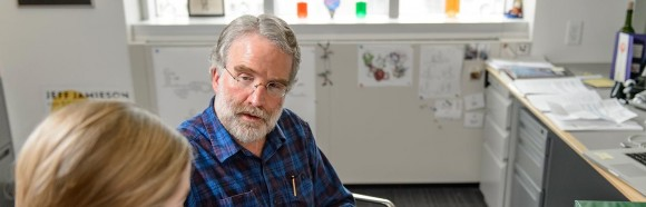 David Brow Student Meeting