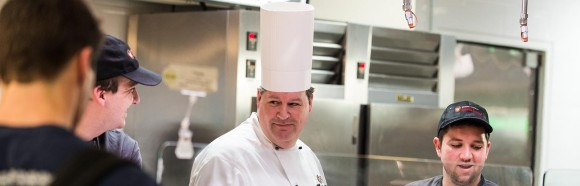 Executive Chef Paul Sprunger