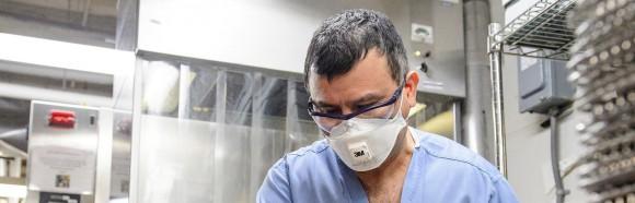 Mardoqueo Alas Funes, Senior Animal Research Technician