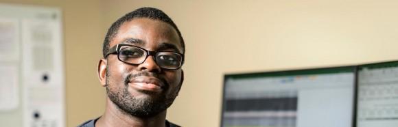 Kweku Brewoo, Financial Specialist