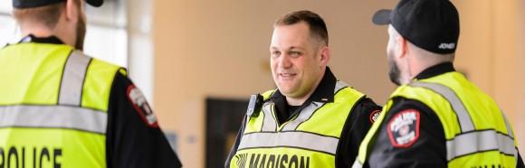 University Police Lieutenant Mark Silbernagel